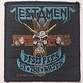 Testament - Patch - Testament: Disciples of the Watch