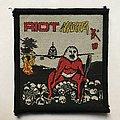 Riot - Patch - Riot: Narita