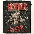 Kreator - Patch - Kreator: Extreme Aggression