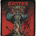 Exciter - Patch - Exciter: Long Live The Loud (Black Border)