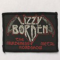 Lizzy Borden - Patch - Lizzy Borden: The Murderess Metal Roadshow