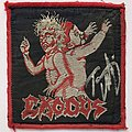 Exodus - Patch - Exodus: Bonded By Blood (Red Border)