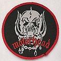 Motörhead: Warpig (Red Border) Vintage Patch