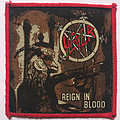 Slayer - Patch - Slayer: Reign In Blood (Red Border)
