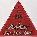 Raven - Patch - Raven: All for One Triangle (Red Border)