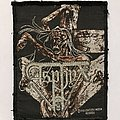 Asphyx: Crush the Cenotaph Vintage Patch