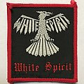 White Spirir - Patch - White Spirit: S/T (Red Border)