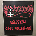Possessed - Patch - Possessed: Seven Churches