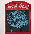 Motörhead: Iron Fist (Red Border)