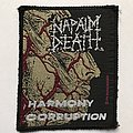 Napalm Death - Patch - Napalm Death: Harmony Corruption