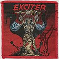 Exciter - Patch - Exciter: Long Live The Loud (Red Border)