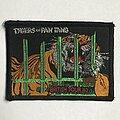 Tygers Of Pan Tang - Patch - Tygers of Pan Tang: The Cage / British Tour '82