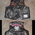 Battle Jacket - Leather Speed Freak Vest