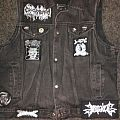 Battle Jacket - My Stormcrow centerpiece Kutte