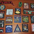 vintage patches for trade