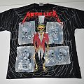 Metallica - Pushead All over shirt XL