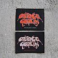 Orange Goblin - Patch - Orange Goblin Logo