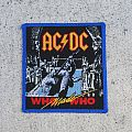 AC/DC - Patch - AC/DC: Who Made Who