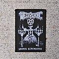 Necrophobic - Patch - Necrophobic: Satanic Blasphemies patch
