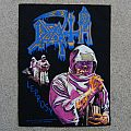 Death - Patch - Death Leprosy BP