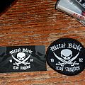 Metal Blade Records Patch