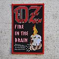 Oz: Fire on the Brain patch