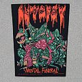 Autopsy - Patch - Autopsy: Mental Funeral BP
