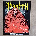 Morgoth - Patch - Morgoth Back Patch
