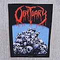 Obituary: Pile of Skulls BP Patch