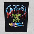 Obituary: Slowly We Rot BP Patch