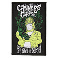 Cannabis Corpse - Patch - WANTED! Cannabis Corpse: Blunted at Birth patch