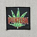 Pantera - Patch - Pantera: Pot Leaf