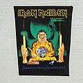 Iron Maiden - Patch - Iron Maiden: Seventh Son BP