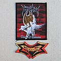Immolation - Patch - Death Metal Double Feature