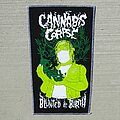 Cannabis Corpse - Patch - Cannabis Corpse: Blunted at Birth BP