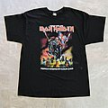 Iron Maiden - TShirt or Longsleeve - $15 Iron Maiden: Battle for San Bernardino 2013 Bootleg Shirt (XL)