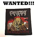 Cancer - Patch - Wanted!!! Cancer: Sins of Mankind