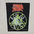 Morbid Angel - Patch - Morbid Angel: Blessed Are The Sick BP
