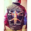 Battle Jacket - Denim Vest