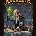 Megadeth - TShirt or Longsleeve - Megadeth - 'Rust In Peace'