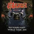 Saxon - TShirt or Longsleeve - Saxon - 'Battering Ram'