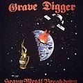 Grave Digger - TShirt or Longsleeve - Grave Digger - 'Heavy Metal Breakdown'