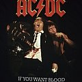 AC/DC - 'If You Want Blood (You've Got It)' TShirt or Longsleeve