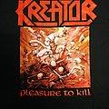 Kreator - TShirt or Longsleeve - Kreator - 'Pleasure To Kill'