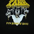 Tank - TShirt or Longsleeve - Tank - 'Filth Hounds Of Hades'