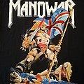 Manowar - TShirt or Longsleeve - Manowar - 'Hail To England'