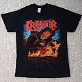 Kreator Summer of Satan 2018 tour shirt