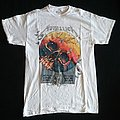 Metallica Europe Awakens 2019 tour shirt