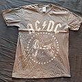 AC/DC European tour shirt 2015