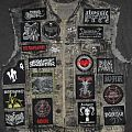 Burzum Battle Jacket